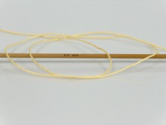Almina bavlna - světle žlutá