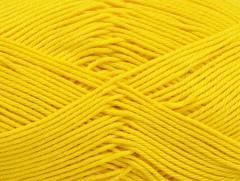 Almina bavlna - žlutá