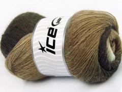 Alpaka aktiv - hnědé odstíny 1