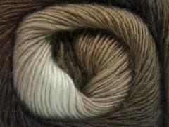 Alpaka aktiv - hnědé odstíny