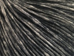 Alpaka bavlna - černokrémová
