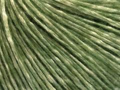 Alpaka bavlna - khakikrémová