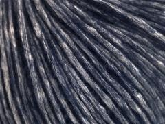 Alpaka bavlna - námořnickákrémová