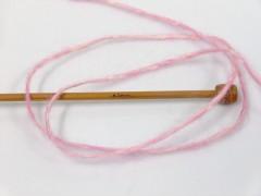 Alpaka bavlna - růžovokrémová