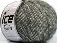 Alpaka bavlna - tmavěšedokrémová