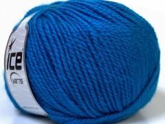 Alpaka bulky - ostře modrá