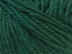Alpaka bulky - tmavě zelenomodrá
