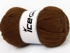 Alpaka classic - hnědá