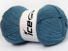 Alpaka classic - jeansově modrá