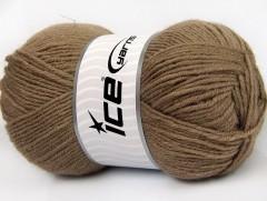 Alpaka classic - tmavě velbloudí