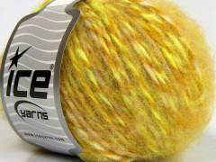 Alpaka colors plus - neonovězelenozlatokrémová