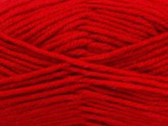 Alpaka gold - červená