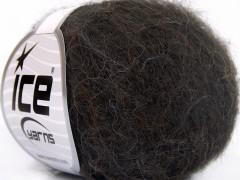 Alpaka superfajn vlna comfort - tmavě hnědá