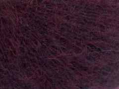 Alpaka superfajn vlna comfort - tmavě purpurová