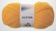 Alpina - šafrán - žlutá