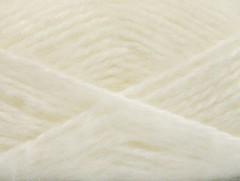 Alpine angora - bílá