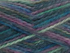 Alpine angora color - modrozelenolevandulová