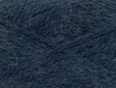 Alpine angora - jeansově modrá