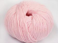 Amigurumi bavlna plus - dětská růžová