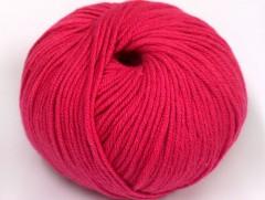 Amigurumi bavlna plus - fuchsiová