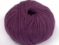 Amigurumi bavlna plus - kaštanová