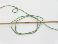Amigurumi bavlna plus - lesní zelená