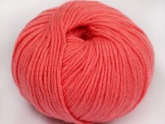 Amigurumi bavlna plus - lososová