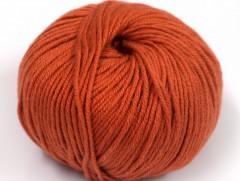 Amigurumi bavlna plus - měděná