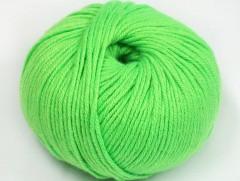 Amigurumi bavlna plus - neonově zelená