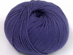 Amigurumi bavlna plus - purpurová