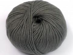 Amigurumi bavlna plus - šedá