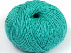 Amigurumi bavlna plus - smaragdová