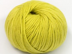 Amigurumi bavlna plus - světláolivovězelená