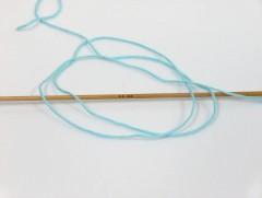Amigurumi bavlna plus - světle tyrkysová