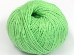 Amigurumi bavlna plus - světle zelená