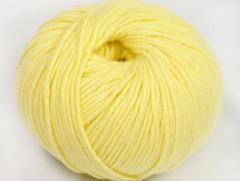 Amigurumi bavlna plus - světle žlutá