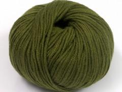 Amigurumi bavlna plus - tmavě khaki