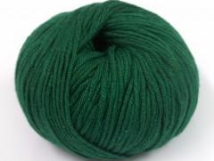 Amigurumi bavlna plus - tmavě zelená