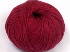 Amigurumi bavlna plus - vínová