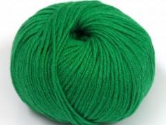 Amigurumi bavlna plus - zelená 1