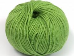 Amigurumi bavlna plus - zelená