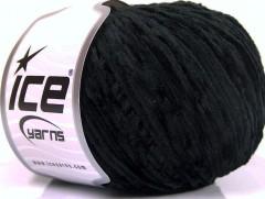 Amigurumi Chenille - černá