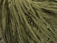 Amigurumi Chenille - zelená