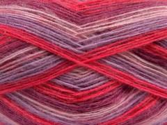 Angora colors - fialovočervenopurpurová