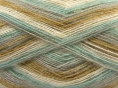 Angora colors - šedovelbloudíkrémovomátová