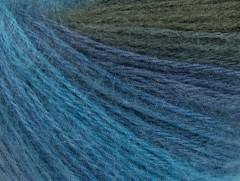 Angora design new - modrošedá