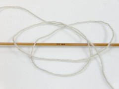 Angora print - mátovoolivovězelená