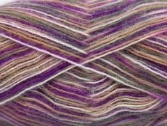 Angora supreme color - levandulovošedobílovelbloudí