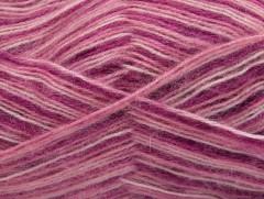 Angora supreme color - růžové odstíny