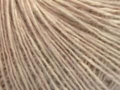 Baby alpaka merino bavlna - světle béžová